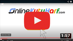 youtube online kutu harf